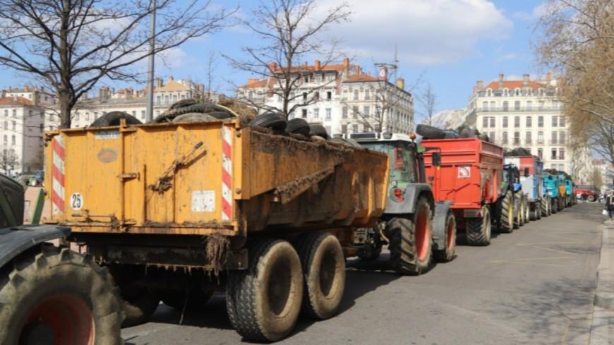 Les agriculteurs vont de nouveau manifester ce lundi à Lyon