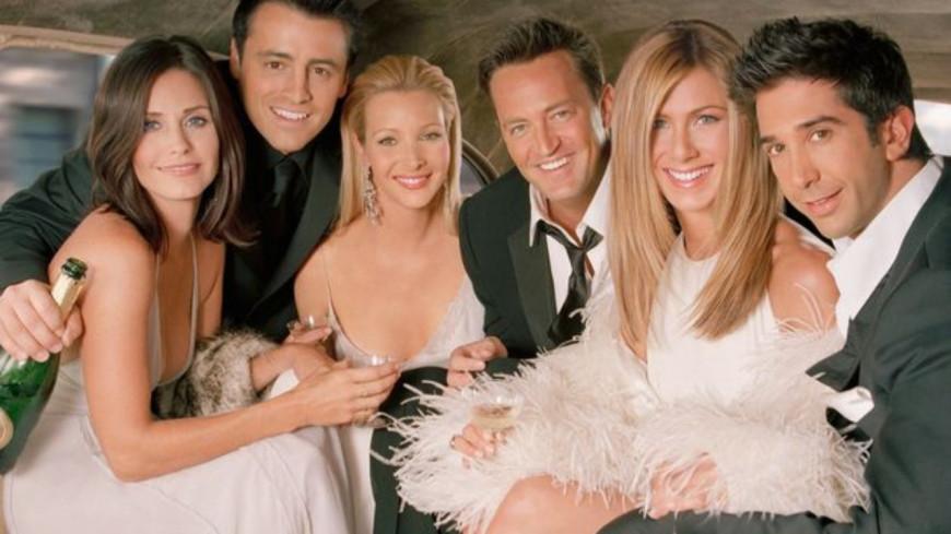 """Une photo de l'épisode de retrouvailles de """"Friends"""" partagée ! (photo)"""