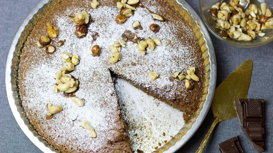 La recette facile de la tarte au chocolat!