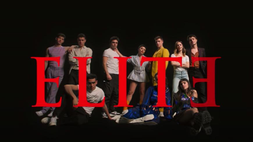 """""""Élite"""" - Netflix dévoile un teaser et la date de sortie de la saison 4 ! (vidéo)"""