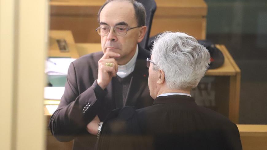La Cour de cassation confirme la relaxe du cardinal Barbarin