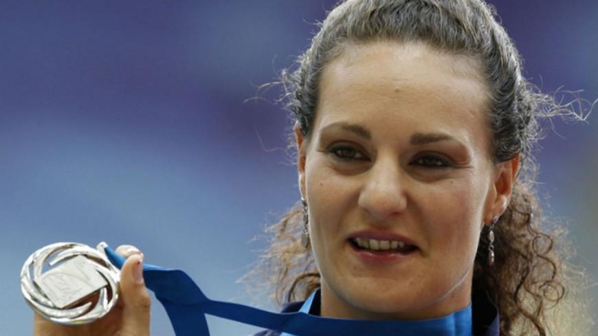 JO de Tokyo : Mélina Robert-Michon candidate pour être porte-drapeau de la France