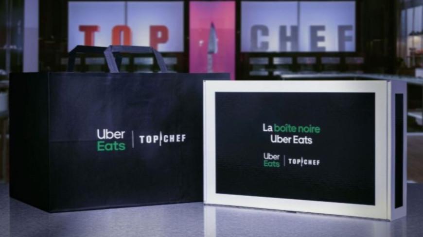 Lyon - Uber Eats vous propose de tester l'épreuve de la Boîte Noire de Top Chef !
