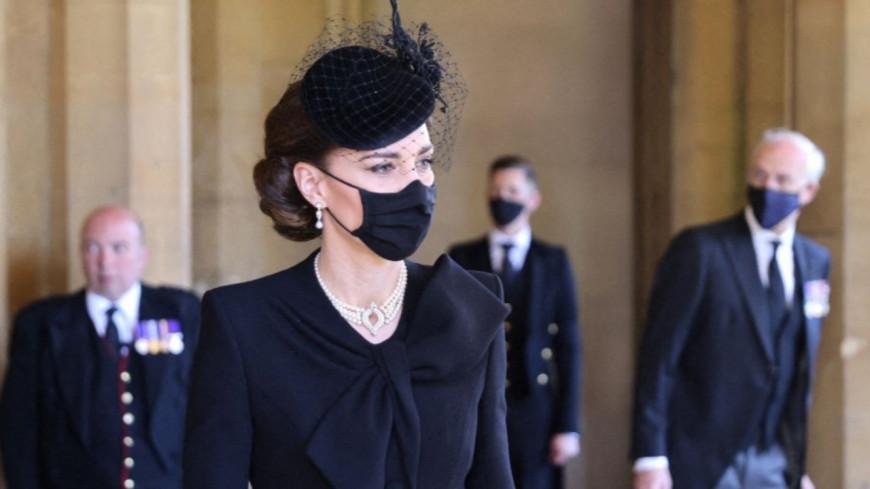 Funérailles du prince Philip : Kate Middleton rend hommage à la reine Elizabeth II et Lady Di