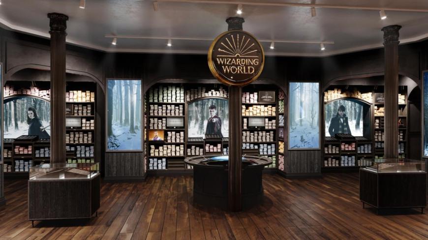 La première boutique officielle Harry Potter ouvrira le 3 juin ! (photos)