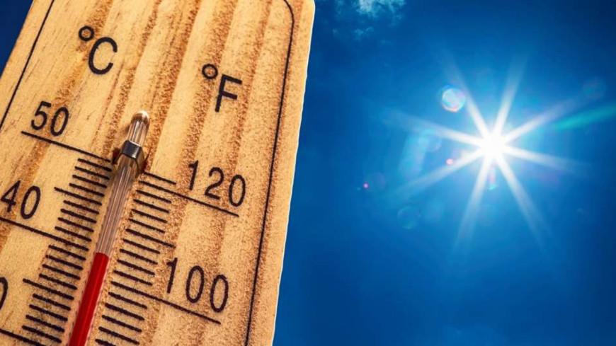 """L'été 2021 annoncé comme """"chaud et sec"""""""
