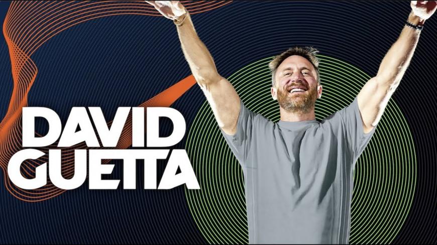 Découvrez le nouveau tube de David Guetta (vidéo)
