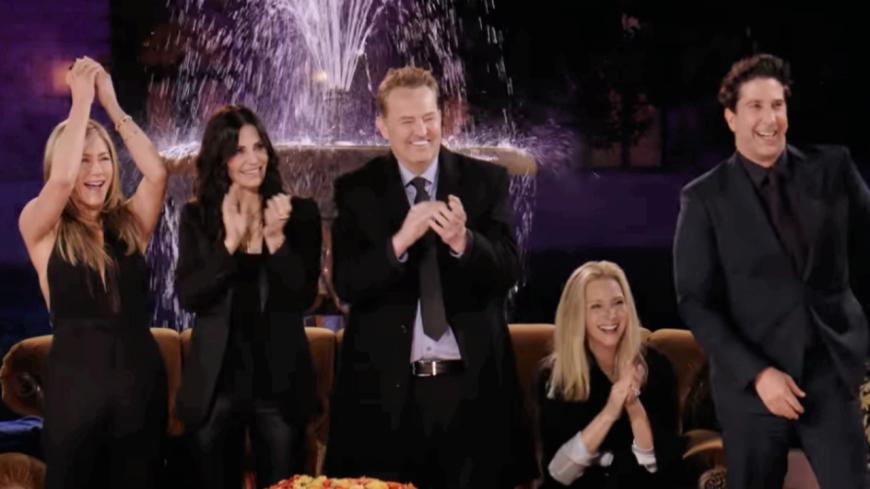 """TF1 diffusera l'épisode de """"Friends"""" en français !"""
