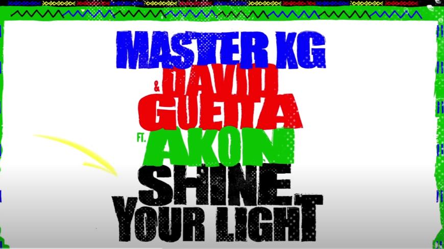 """Master KG, connu pour le hit """"Jerusalema"""", s'associe à David Guetta et Akon ! (vidéo)"""