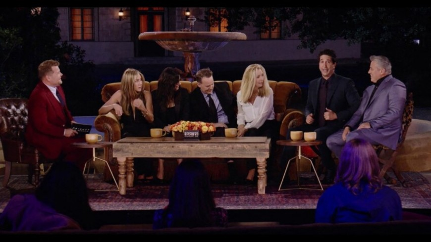 """""""Friends"""" - Voici la date de diffusion de l'épisode spécial sur TF1 !"""