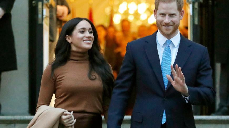Meghan Markle et le Prince Harry accueillent leur deuxième enfant !