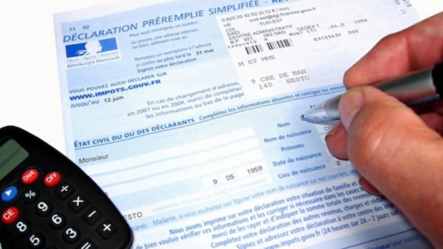 Rhône : c'est le dernier jour pour déclarer ses impôts !