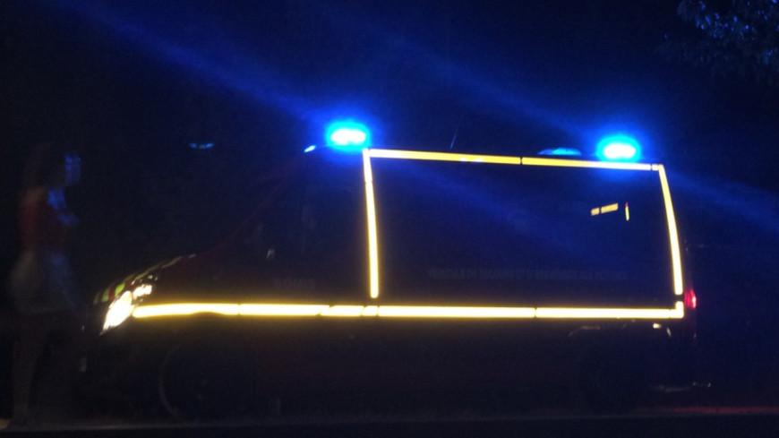 Une collision entre une voiture et un tram fait trois blessés à Villeurbanne