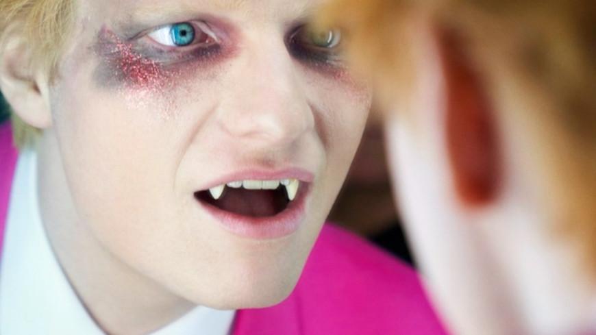 Ed Sheeran en vampire dans le teaser de son prochain titre (vidéo)