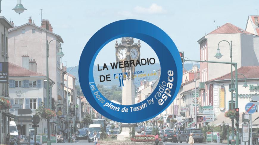 Découvrez la webradio de Tassin La Demi-Lune !