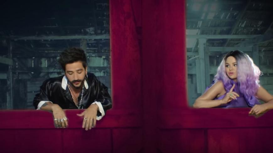 """Camilo et Selena Gomez collaborent sur le hit dansant """"999"""" ! (vidéo)"""