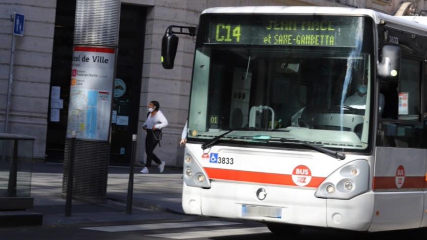 Grève dans les TCL ce lundi : quelles lignes de bus concernées ?
