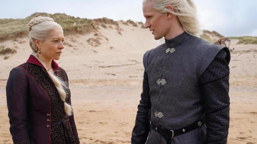 """Découvrez les premières images de """"House of the Dragon"""", le spin-off de """"Game of Thrones"""" !"""
