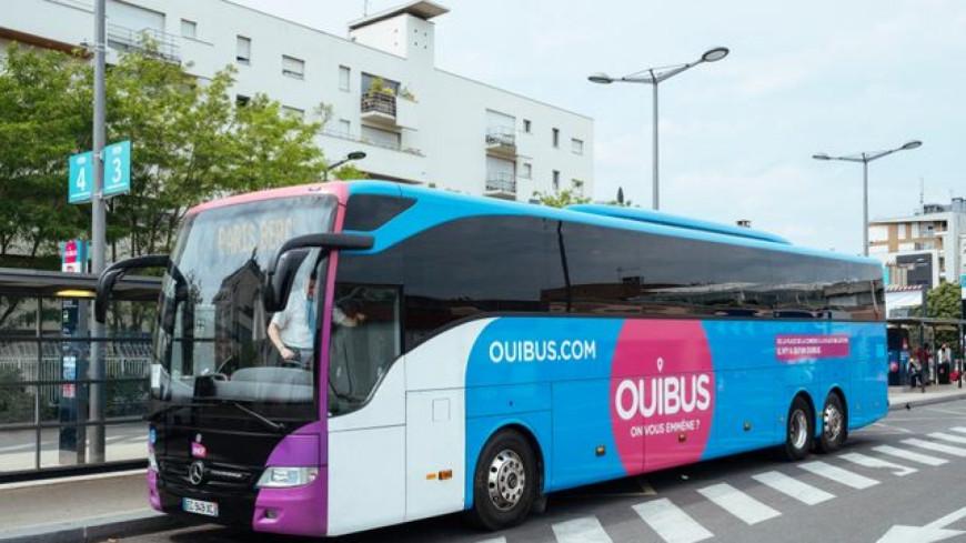 Lyon: Ils ont passé la nuit sur un trottoir à cause d'une panne de Ouibus.