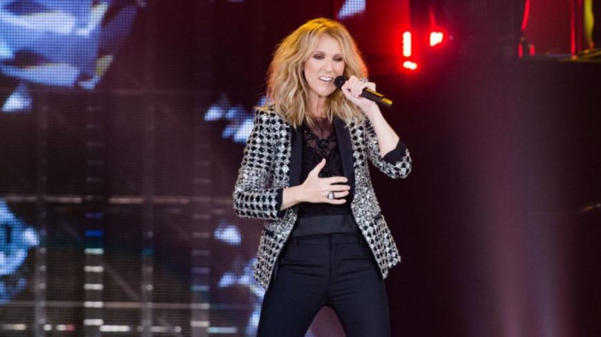 Des fans de Céline Dion campent pour lui remettre un chèque !