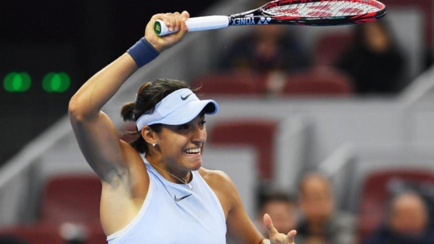 Tennis : Caroline Garcia se qualifie pour la finale du tournoi de Pékin