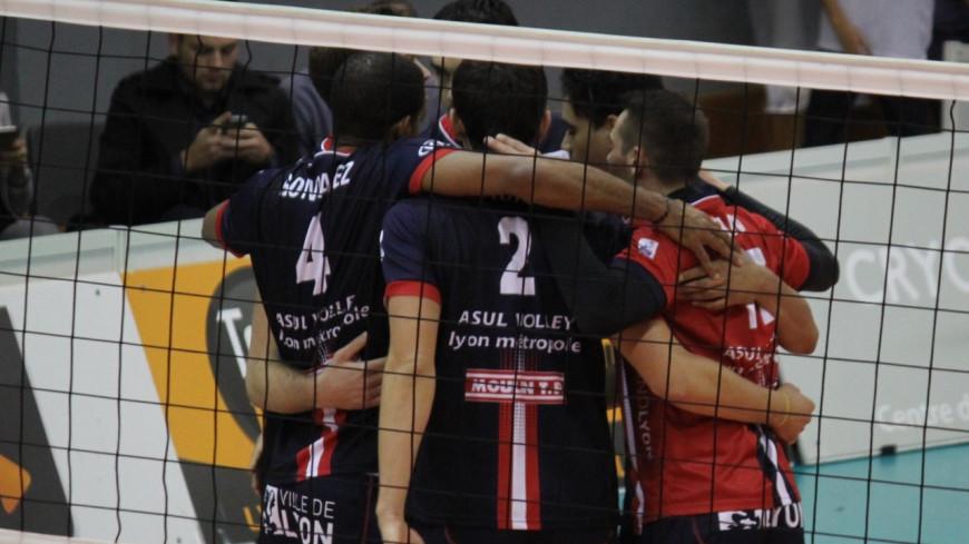 Pour se développer, l'ASUL Lyon Volley lance une campagne de financement participatif