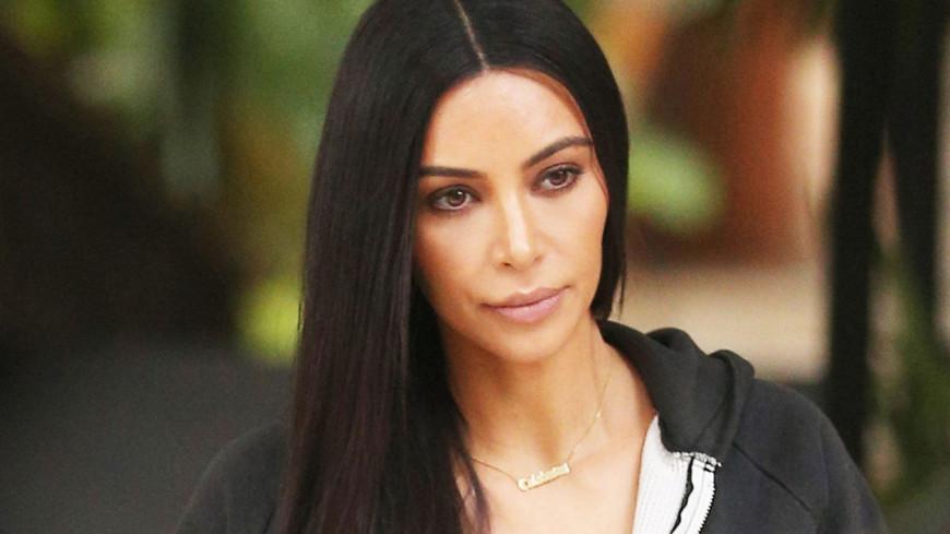Kim Kardashian : accusée par les internautes de se droguer, elle réagit
