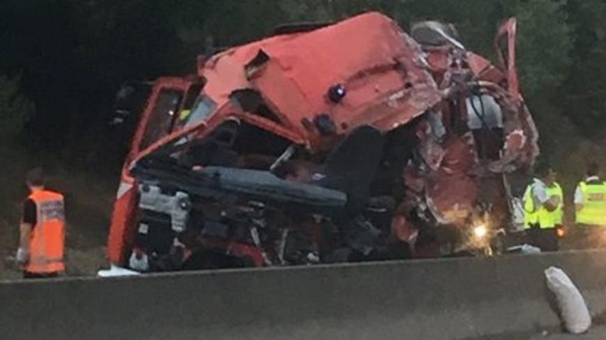 Lyon : il vole un camion de pompier et meurt dans un accident