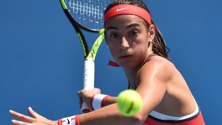 Premier match à Roland Garros pour Caroline Garcia !