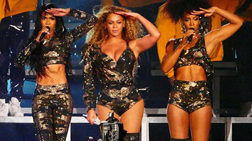 Beyonce reforme les Destiny's Child à Coachella !!