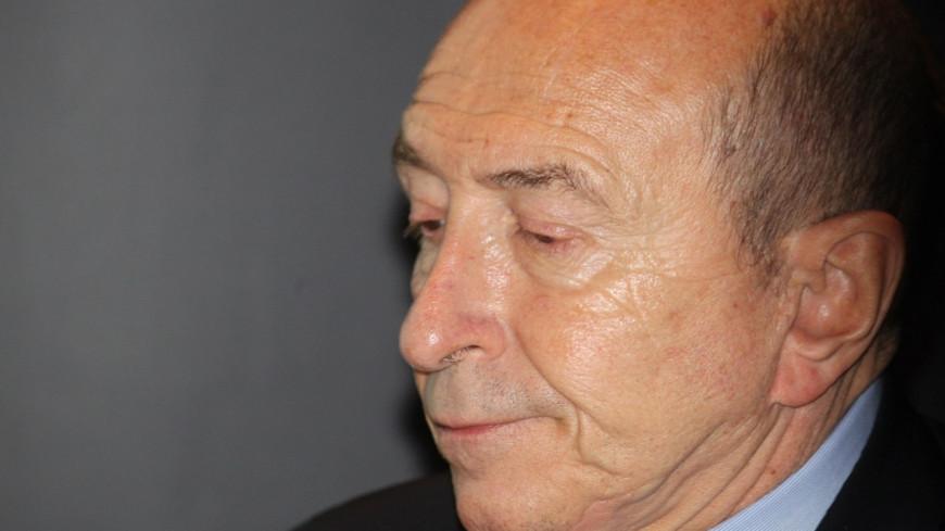 """Gérard Collomb, surnommé """"son altesse sénilissime"""" au gouvernement"""