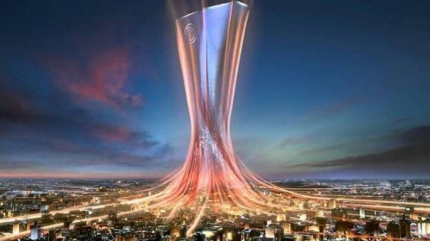 Le trophée de l'Europa League présenté dès ce vendredi à Lyon