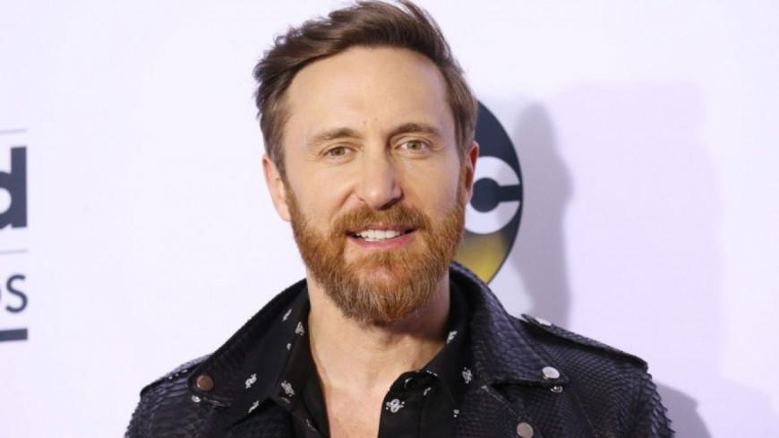 David Guetta en concert à Lyon !
