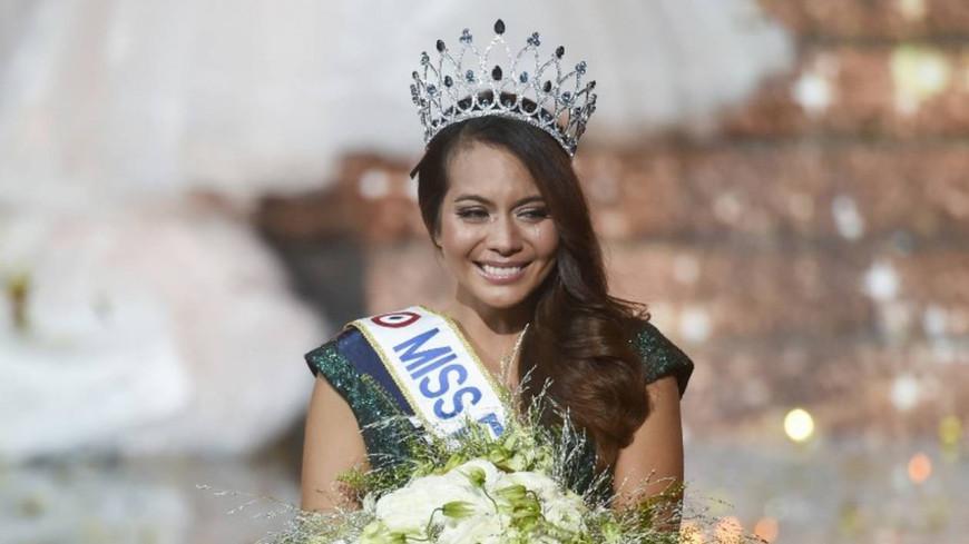 Vaimalama Chaves (Miss France 2019) : L'accident qui a bousculé sa vie !