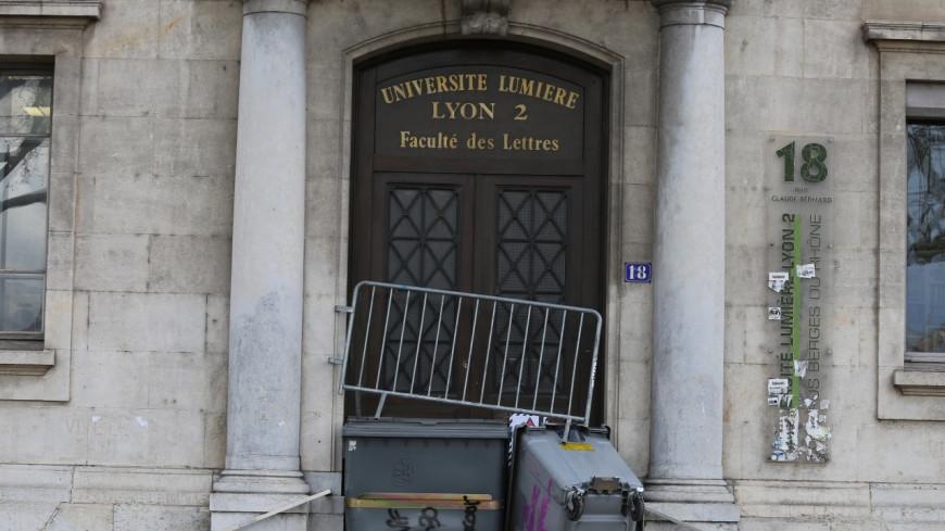 Les campus de Lyon 2 à nouveau bloqués ce lundi
