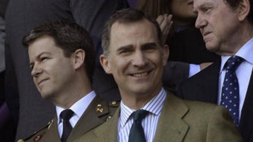 Le roi d'Espagne sera au Groupama Stadium pour la finale de Ligue Europa