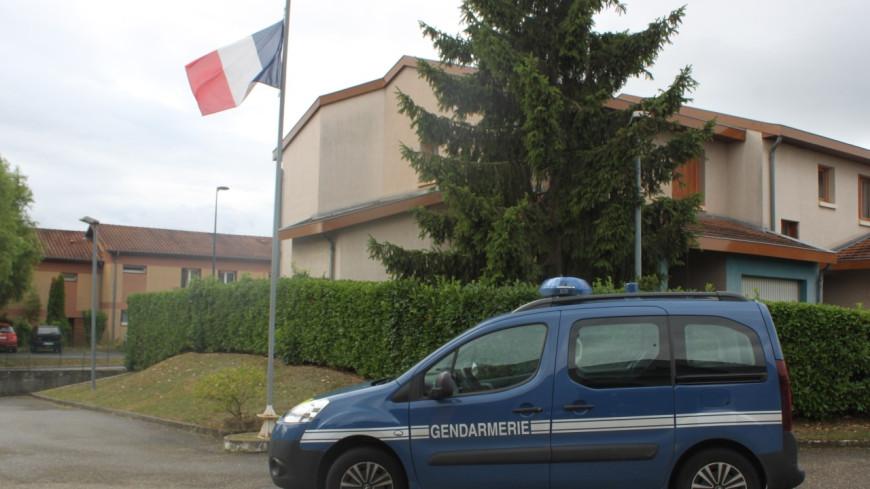 Deux fillettes retrouvées mortes dans un appartement de la gendarmerie de Limonest