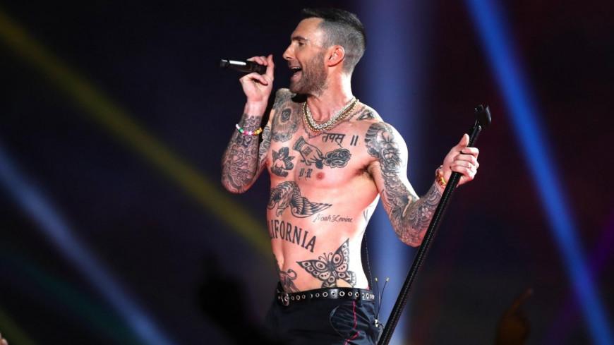 Le show de Maroon 5 fait polémique lors du Super Bowl 2019 !