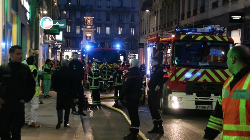 Une femme décédée dans un incendie à Lyon