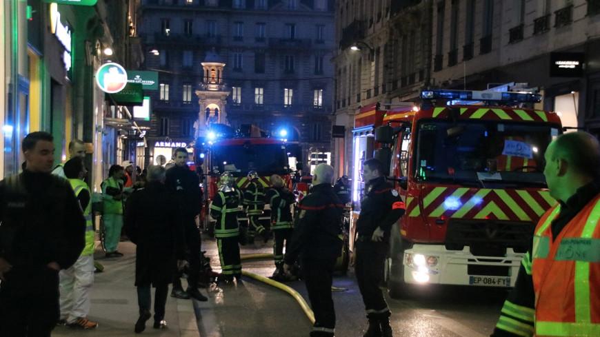 L'incendie de la rue Gasparin à Lyon est bien la conséquence d'un suicide