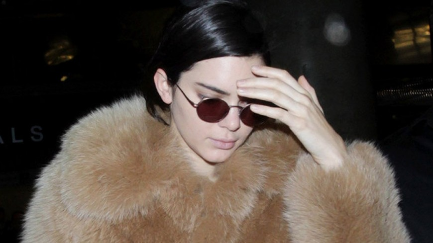 La villa de Kendall Jenner cambriolée