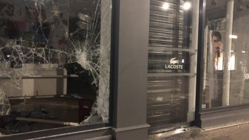 Lyon : violences après la victoire des Bleus