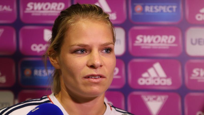 Belle victoire des filles de l'OL pour leur premier match de la saison (3-0)