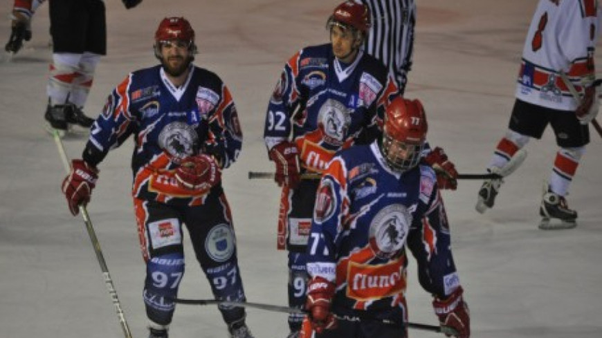 Le LHC s'incline contre Angers lors des prolongations (3-2)