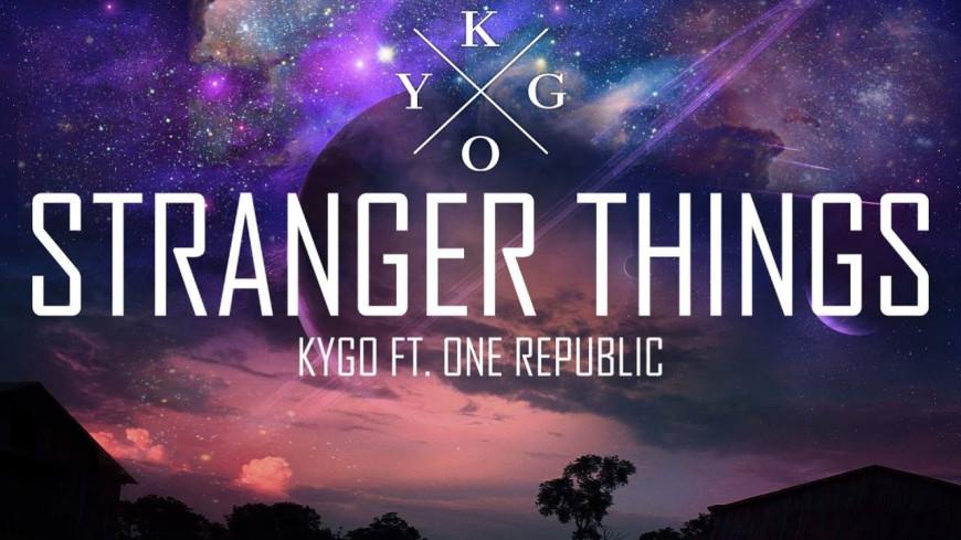 """Découvrez le nouveau clip de Kygo """"Stranger Things""""!"""