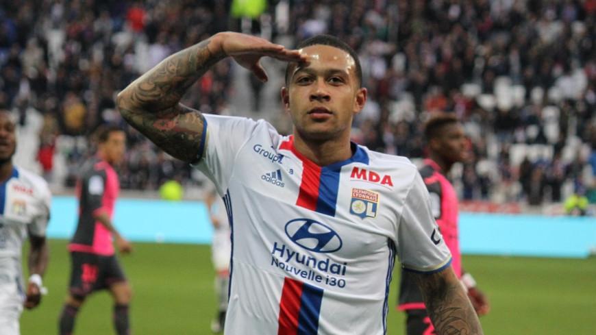 L'OL victorieux sur Rennes (2-1)
