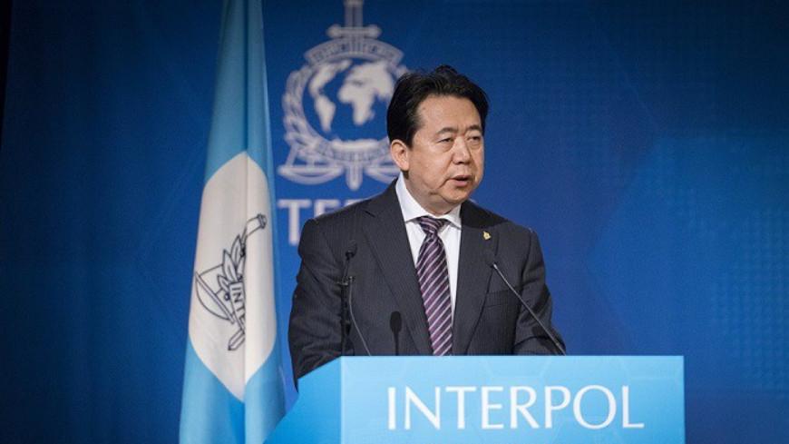Lyon : Interpol a reçu la démission de son président disparu.