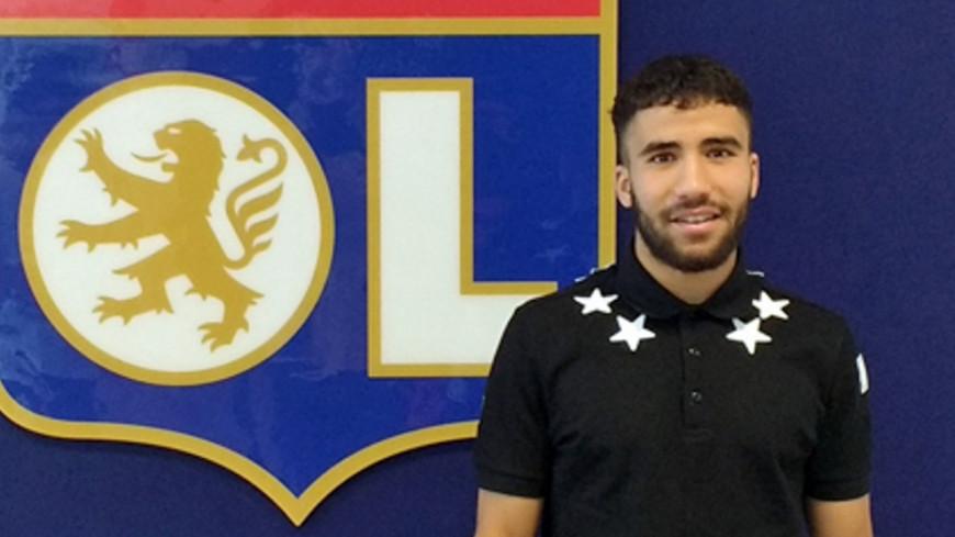 Le petit frère de Nabil Fekir signe un contrat pro à l'OL