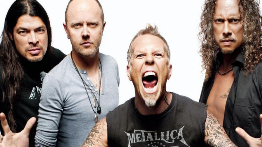 Metallica en concert à Lyon ce mardi pour sa tournée