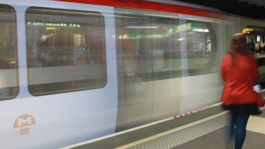 Lyon : un individu s'introduit sur les voies du métro B et le bloque pendant deux heures